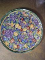 pratos e meios vasos