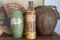 coleção bege